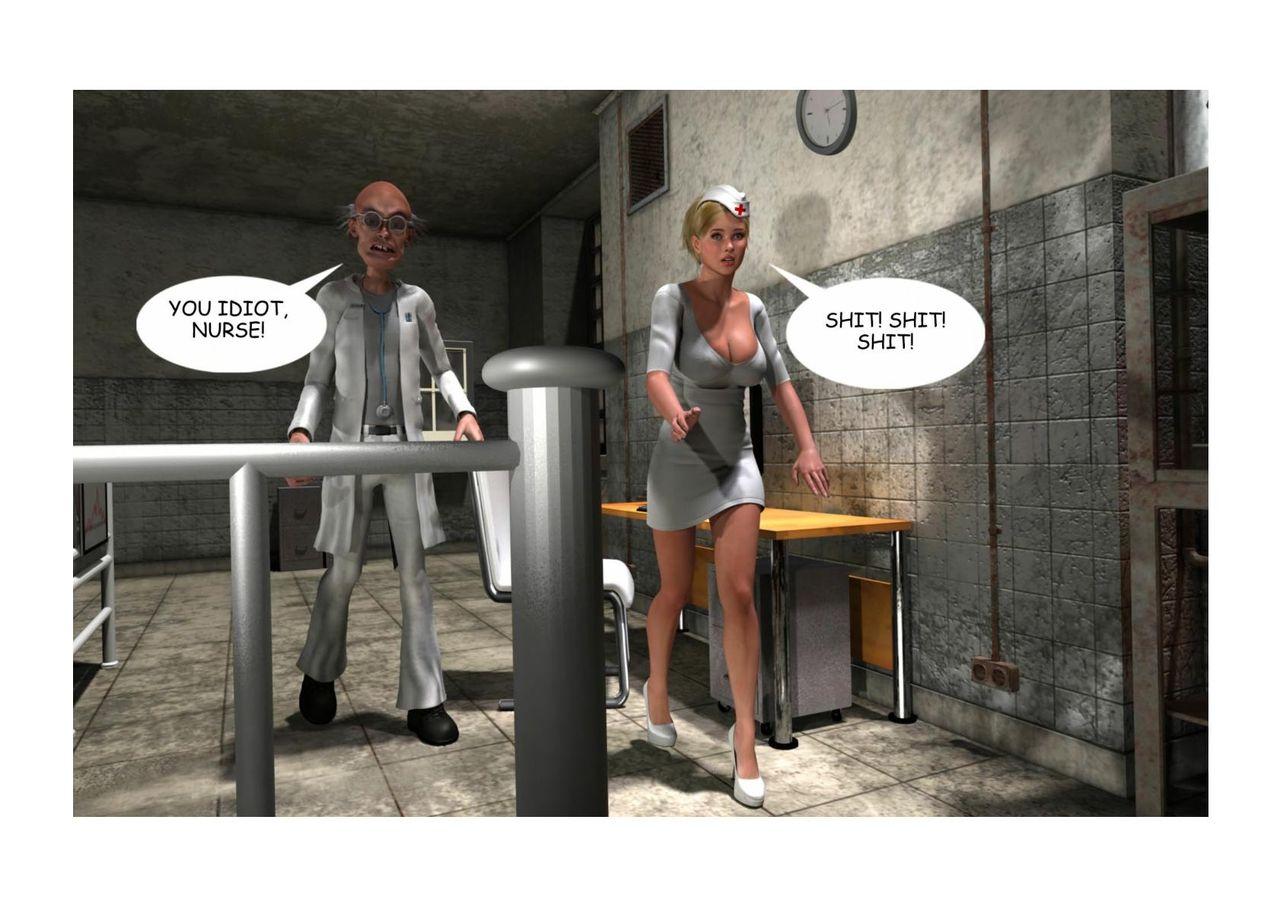 Holly\'s Freaky Encounters- Night Shift Nurse - part 3