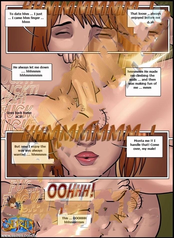 Hot Cousin 17 - Part 2 (English)- Seiren