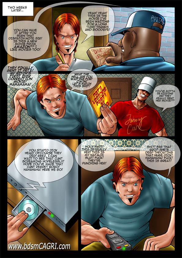 The Punisher Inc- bdsmCagri - part 2