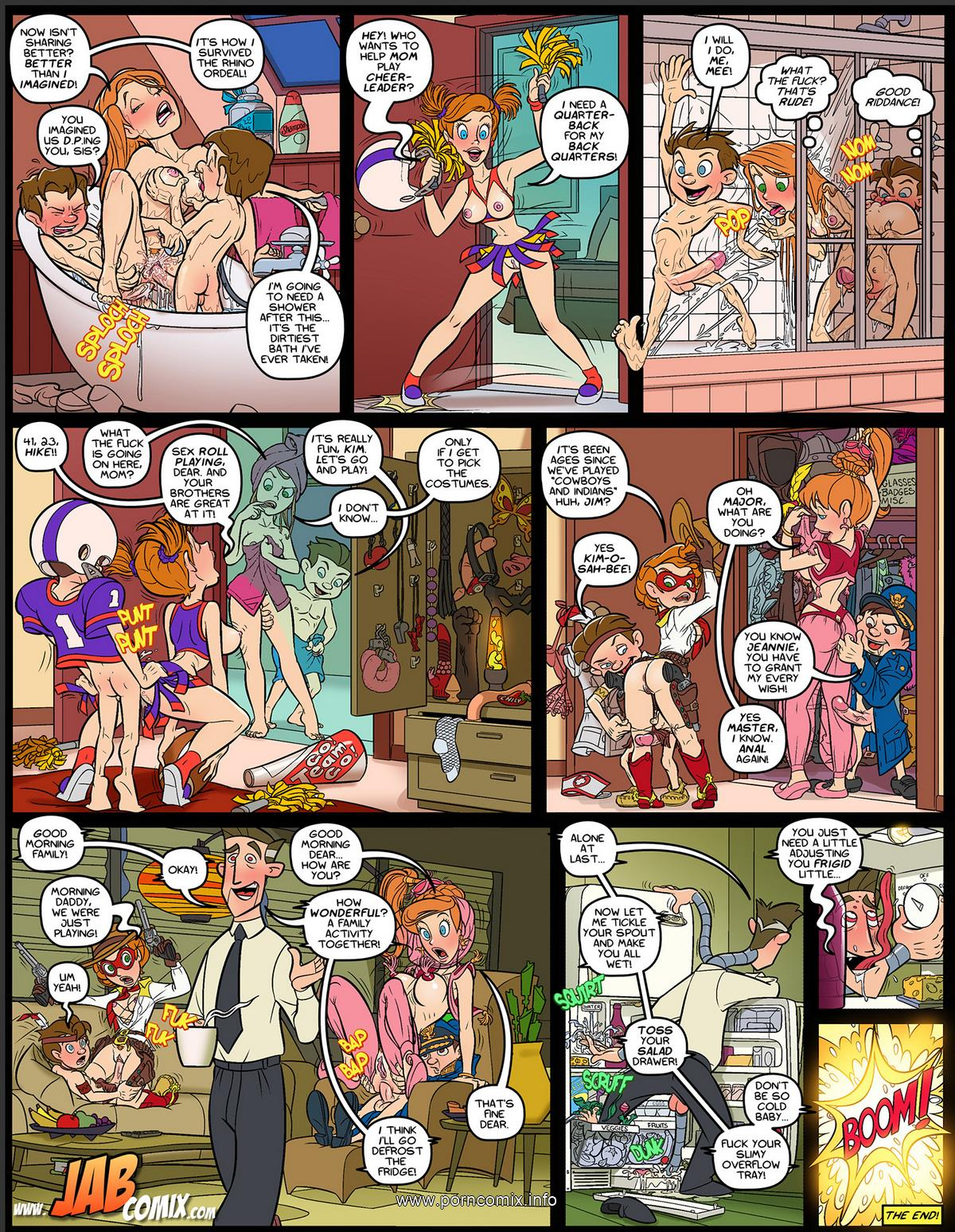 Jabcomix-Fucking Possible 2 - part 2