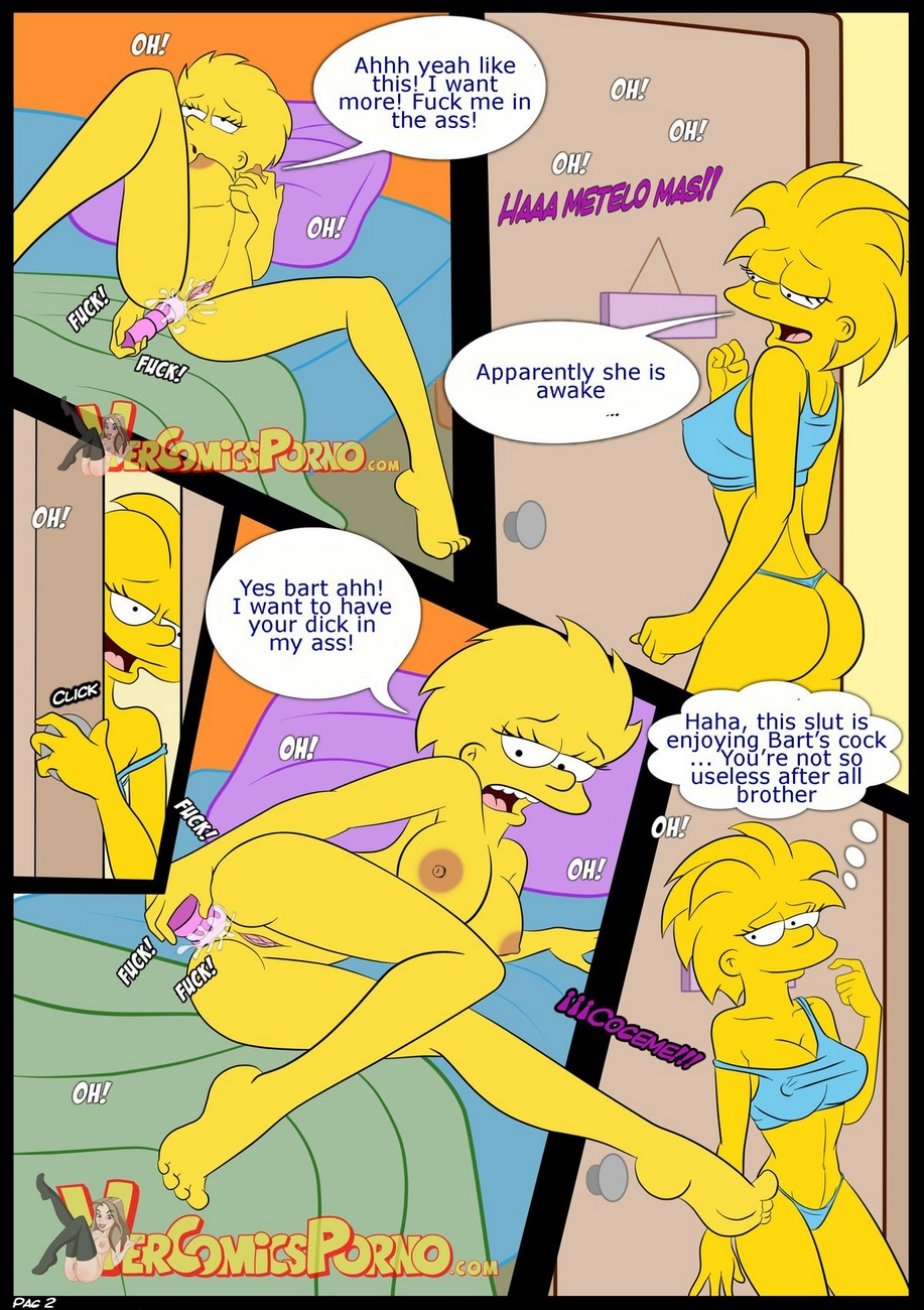 The Simpsons 2 - The Seduction