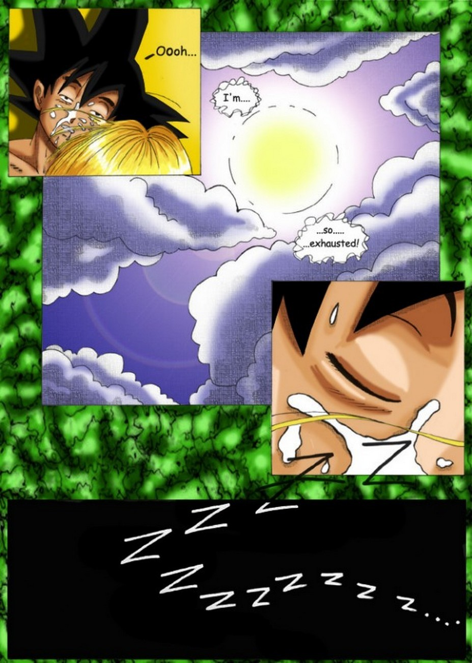 Dragon Ball - Dirty Fighting