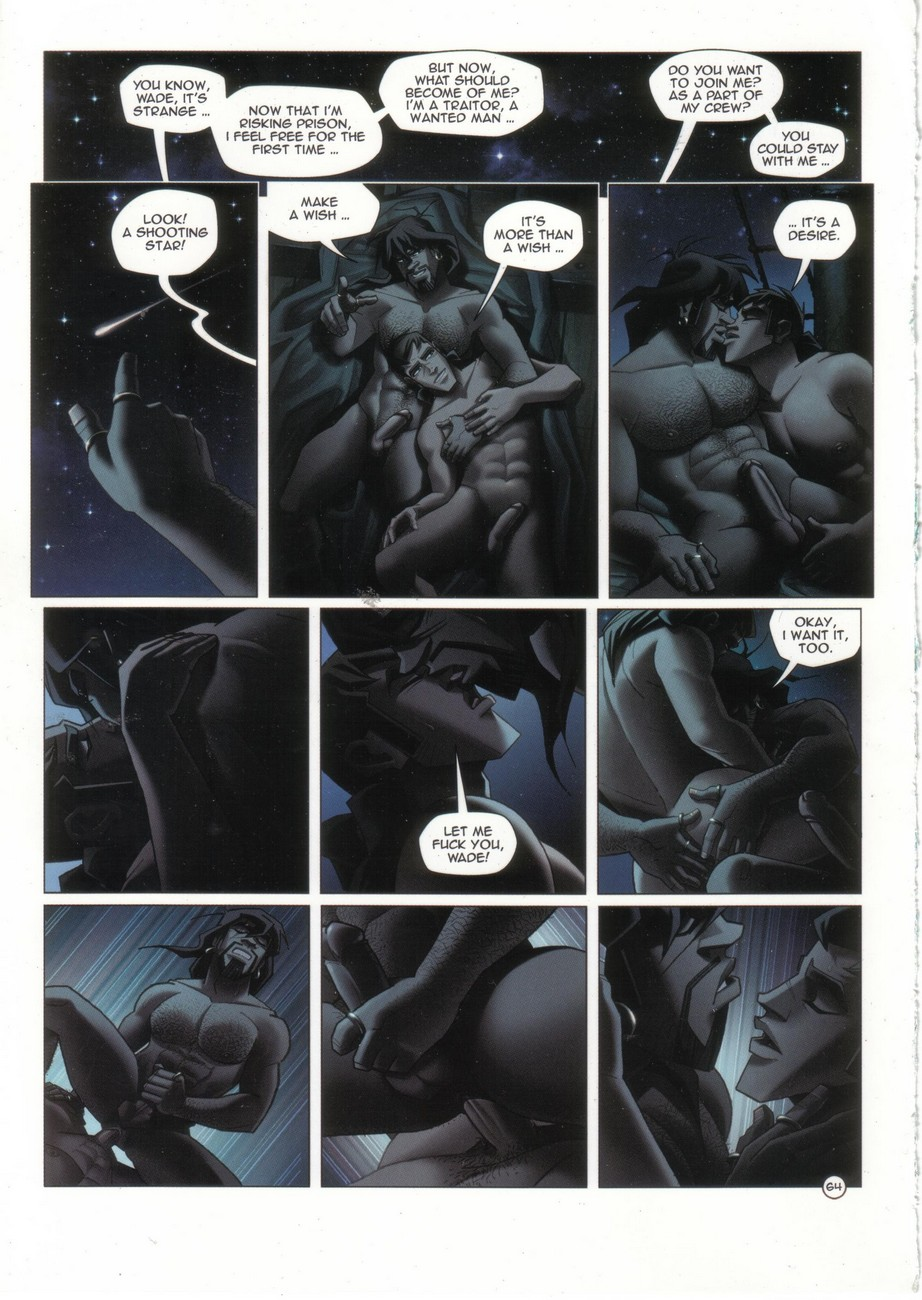 Black Wade - The Wild Side Of Love - part 5