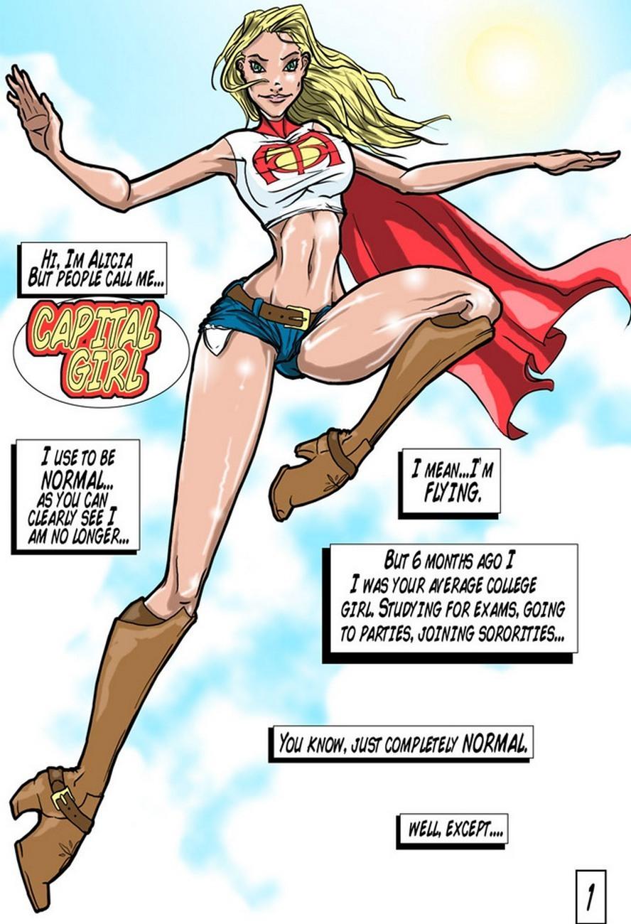Capital Girl 1
