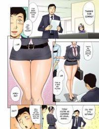 Good Job At Meeting- Hentai