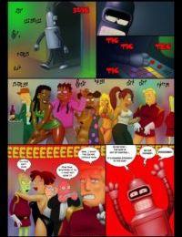 Futurama- An Indecent Proposition