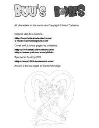 Dante Mondego- Buu's Bodies 2