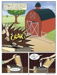 Gr0W Comics – Milk Farm