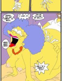 The Simpsons- Selma's Struggle –
