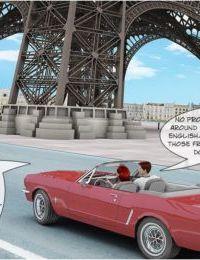 Ultimate3DPorn- Paris, I love you!