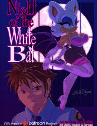 SciFiCat- Night of The White Bat