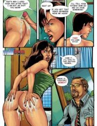 Milftoon – Obsession Beach 2