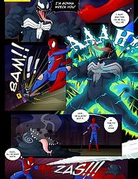 Witchking00- SpiderMan-Special Halloween