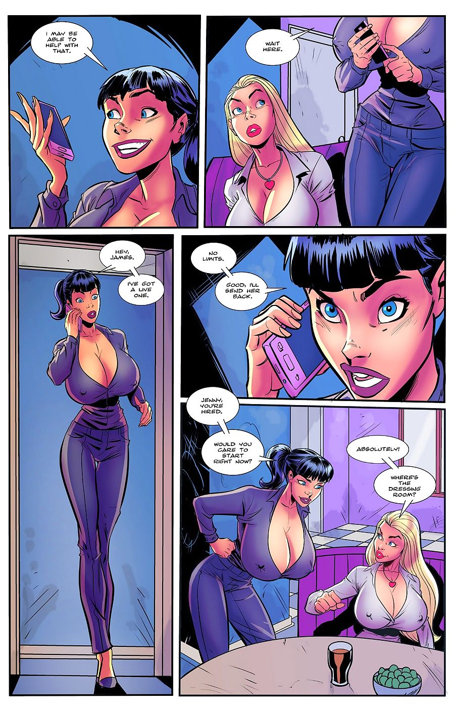 She Hulk- Critical Evidence 3