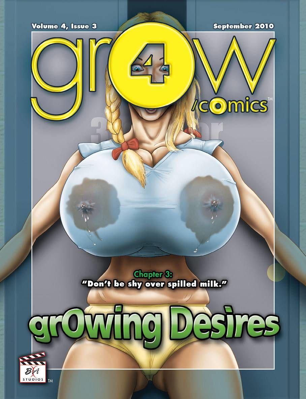 Growing Desires- grOw 4.3