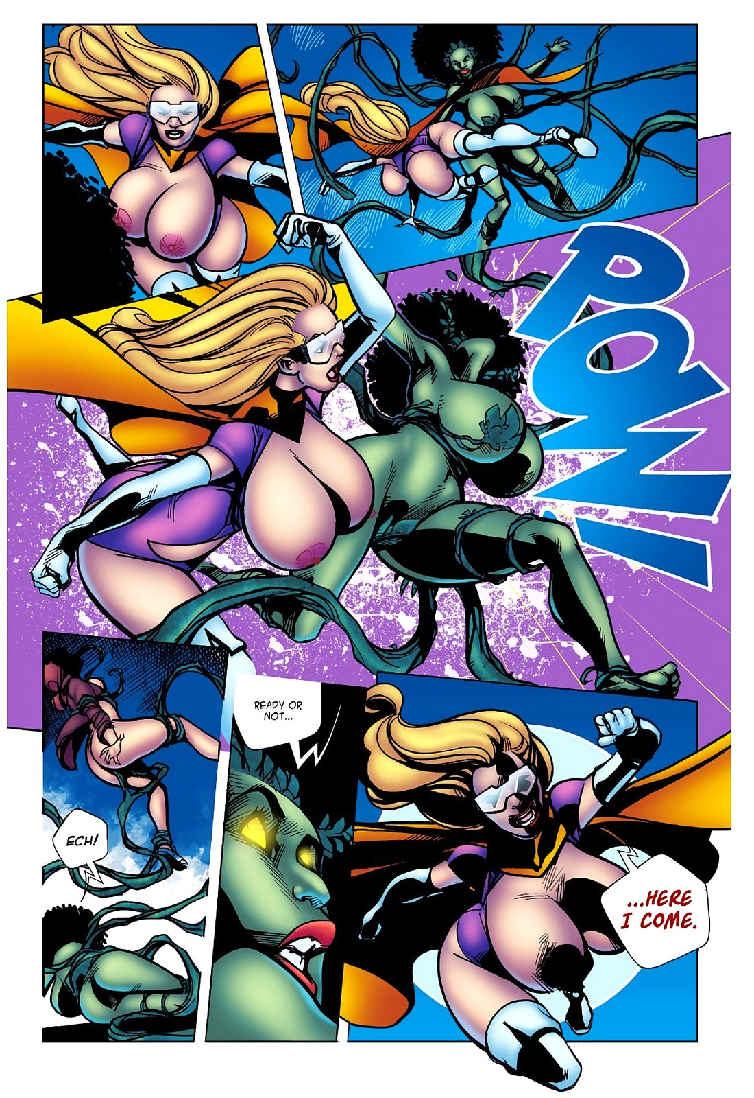Bot- Captain Amour Issue 2