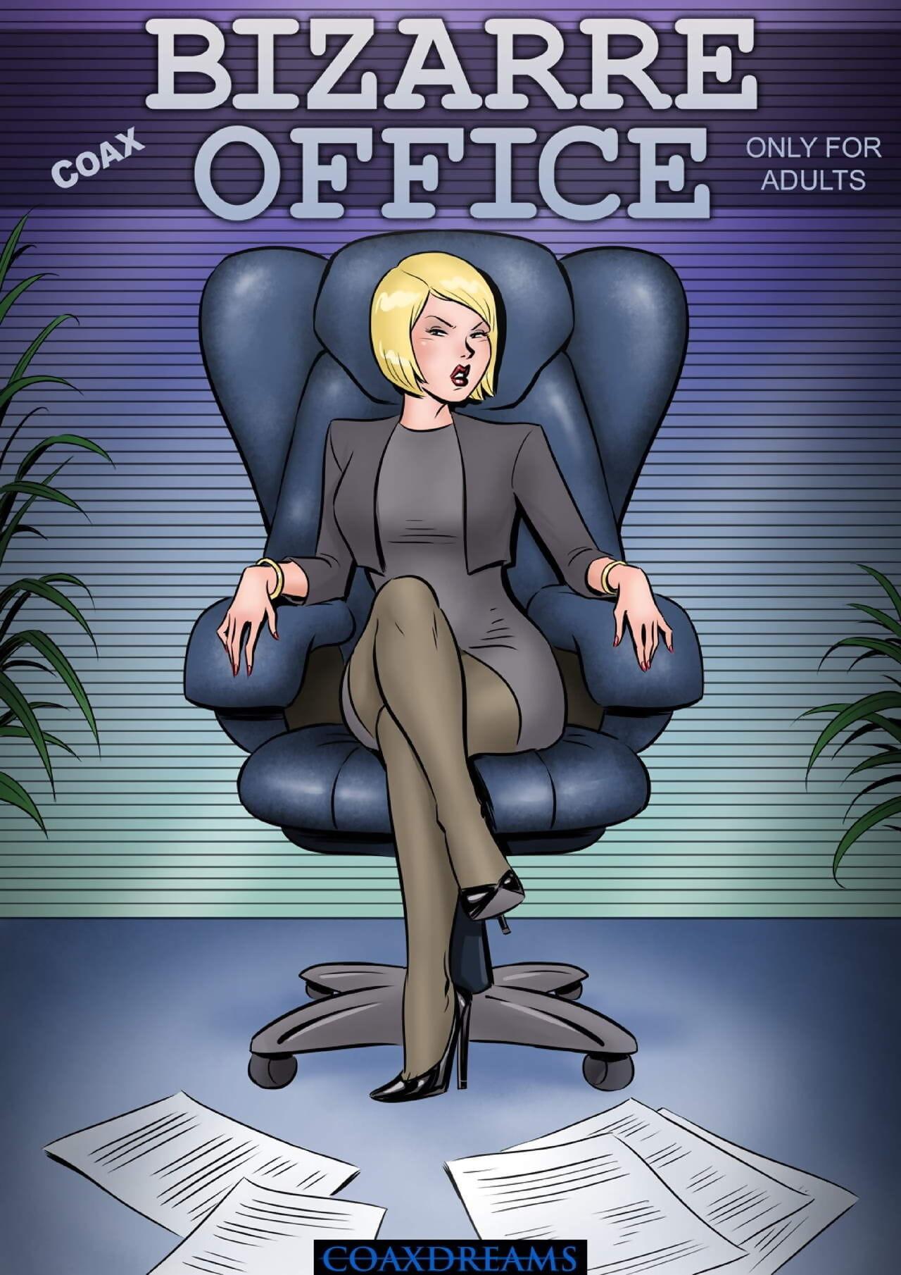 Coax- Bizarre Office