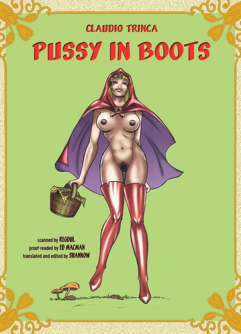 Pussy in Boots