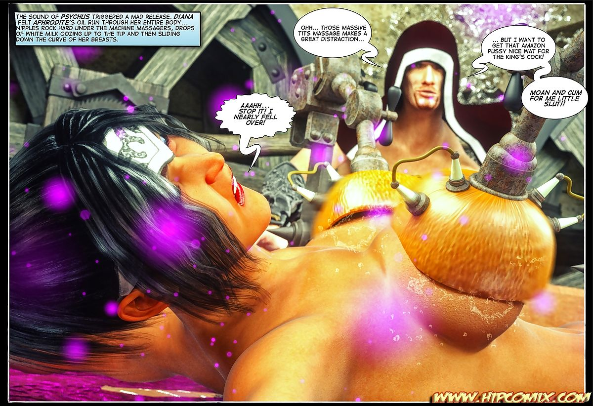 HipComix- Blunder Woman- Kinky Tales Issue 26