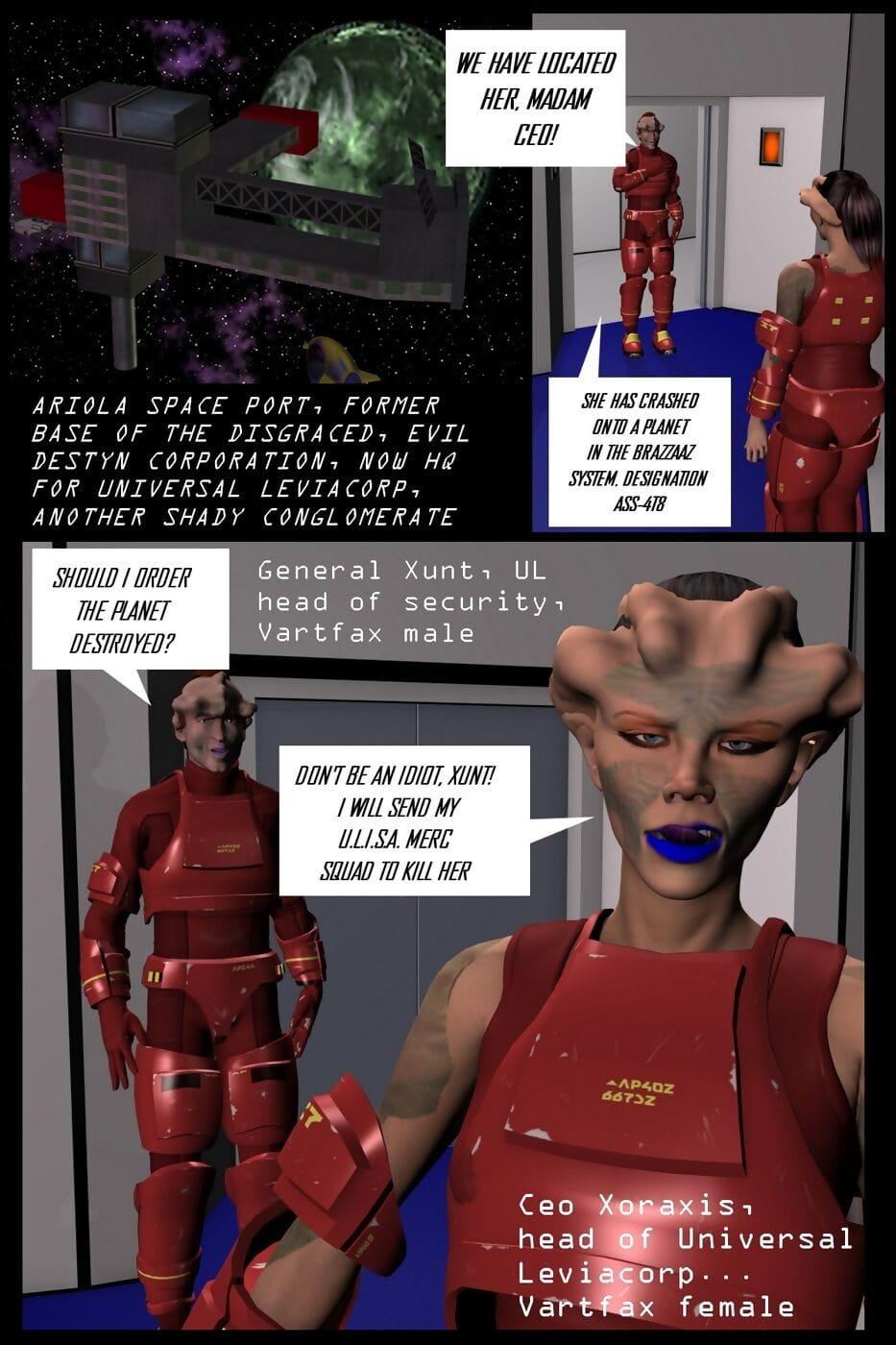– Uranus Uhura on Planet Ass