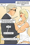 Hotwifecomics – Wedding Surprise