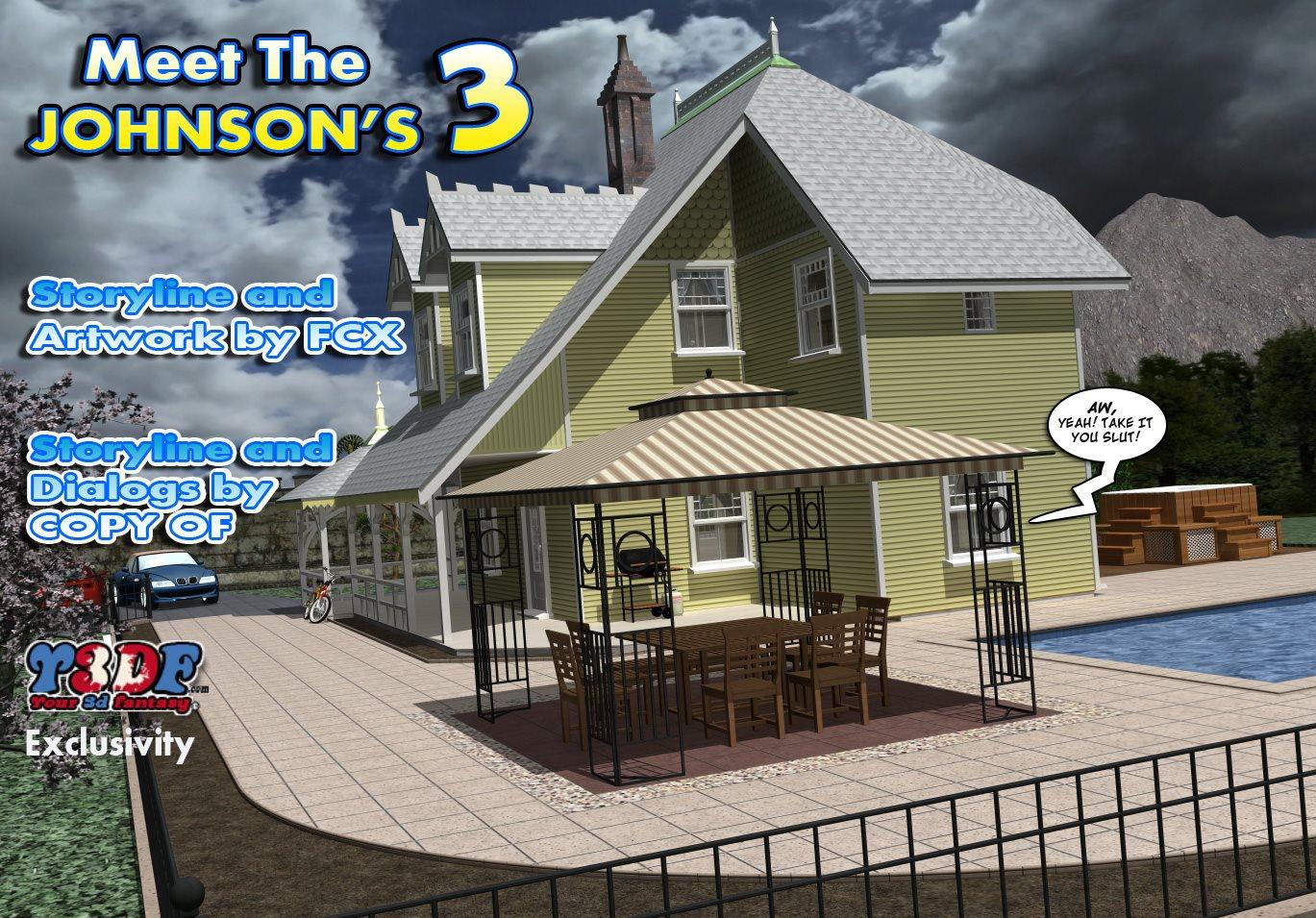 Y3DF - Meet The Johnson\'s 3