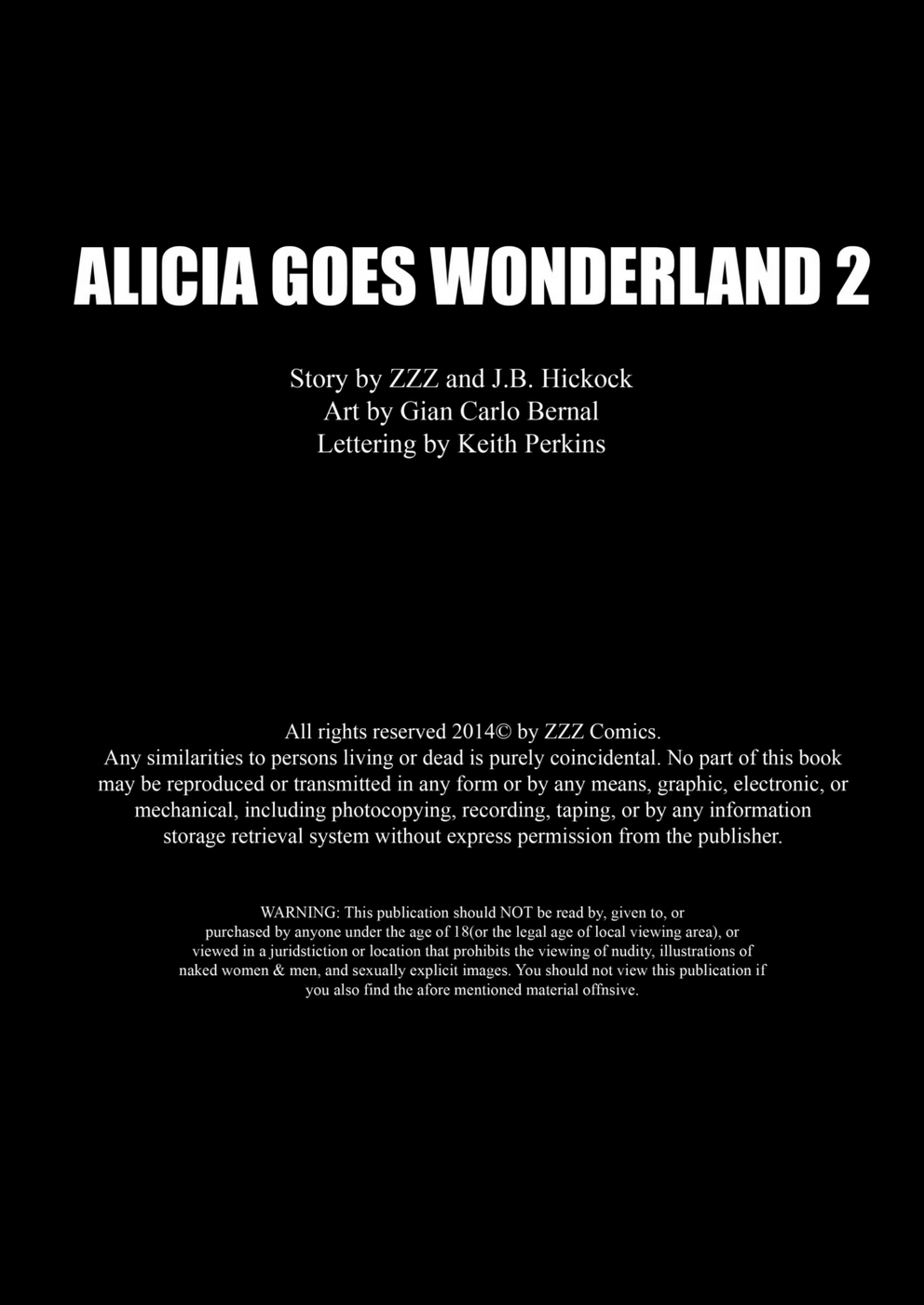 ZZZ- Alicia Goes Wonderland 2