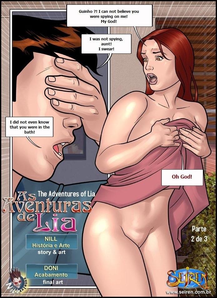 Adventures of Lia 6 - Part 2 (English)
