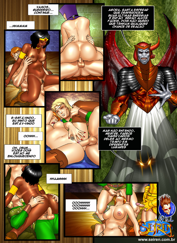 A Toca do Dragao - Revelates- Seiren - part 2