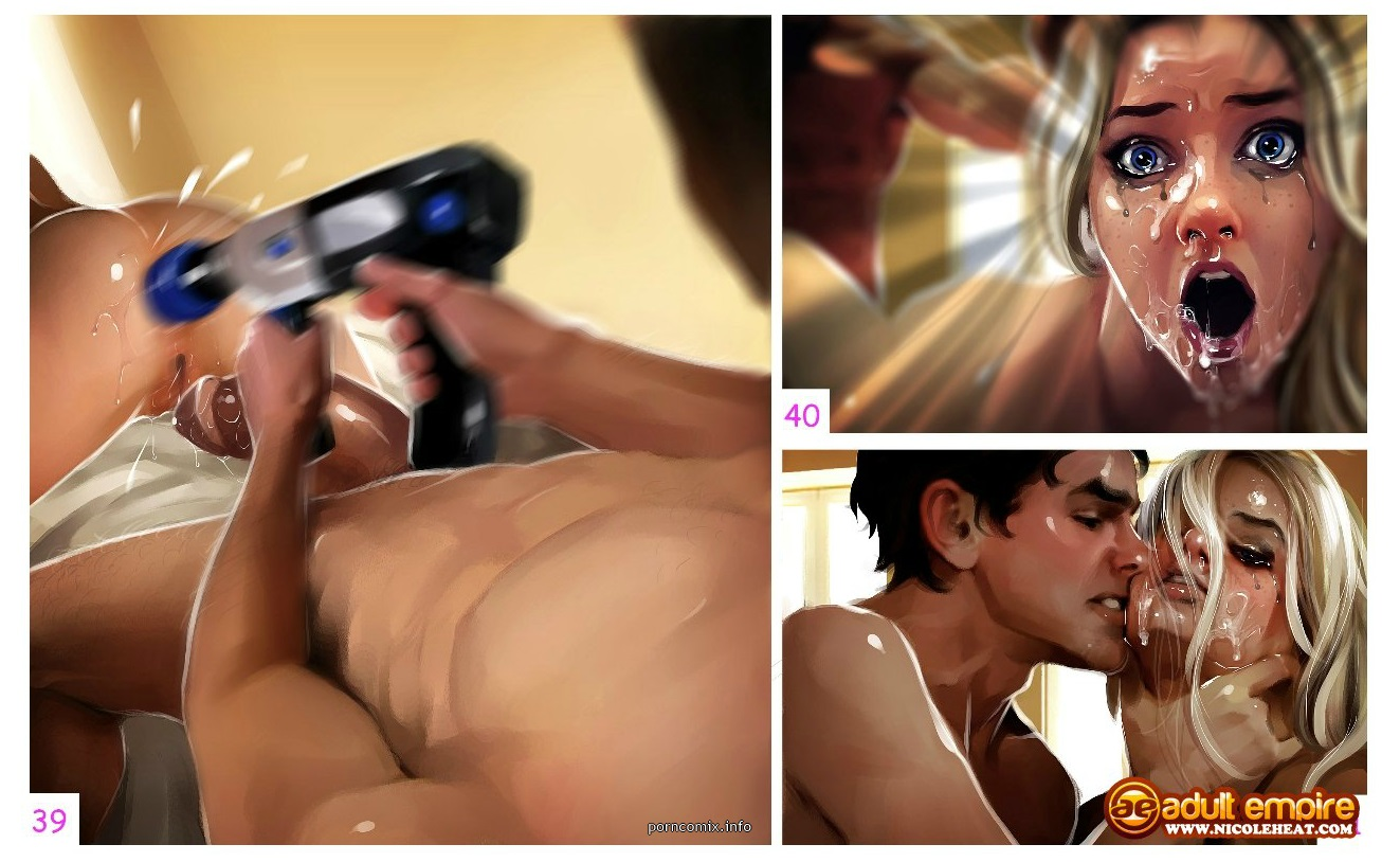 Rolf\'s huge dick and his hammer drill made me crazy
