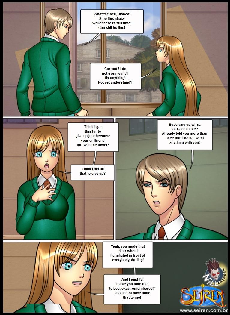 Seiren-Blackmail Part 1