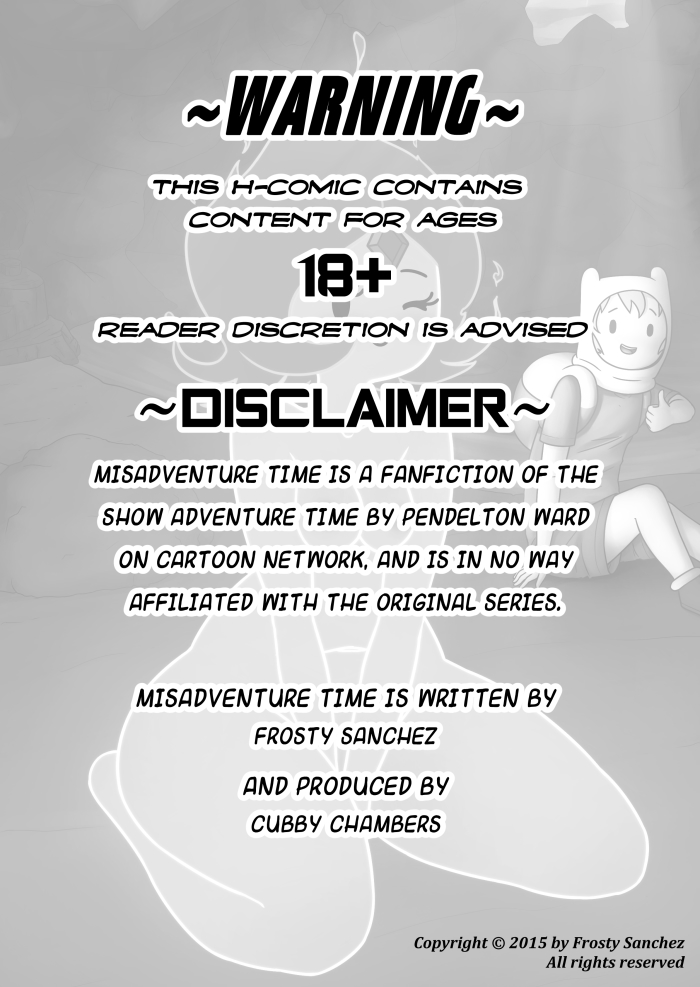 Mis adventure Time 3 Vault of Boners