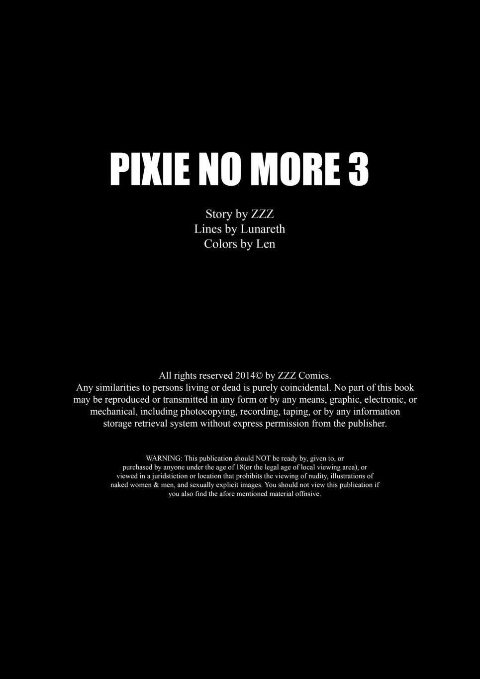 ZZZ- Pixie No More 3