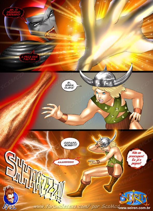 Revelations- Seiren - part 6
