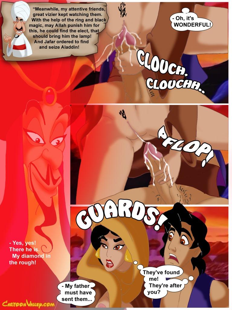 Aladdin- fucker from Agrabah - part 2
