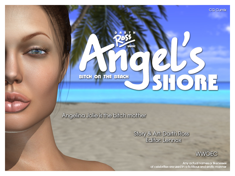 Angelina Jolie- Angel\'s Shore
