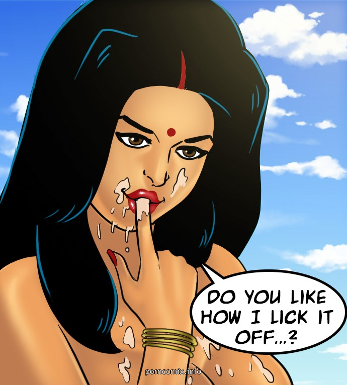 Savita Bhabhi 67- Jungle Love - part 12