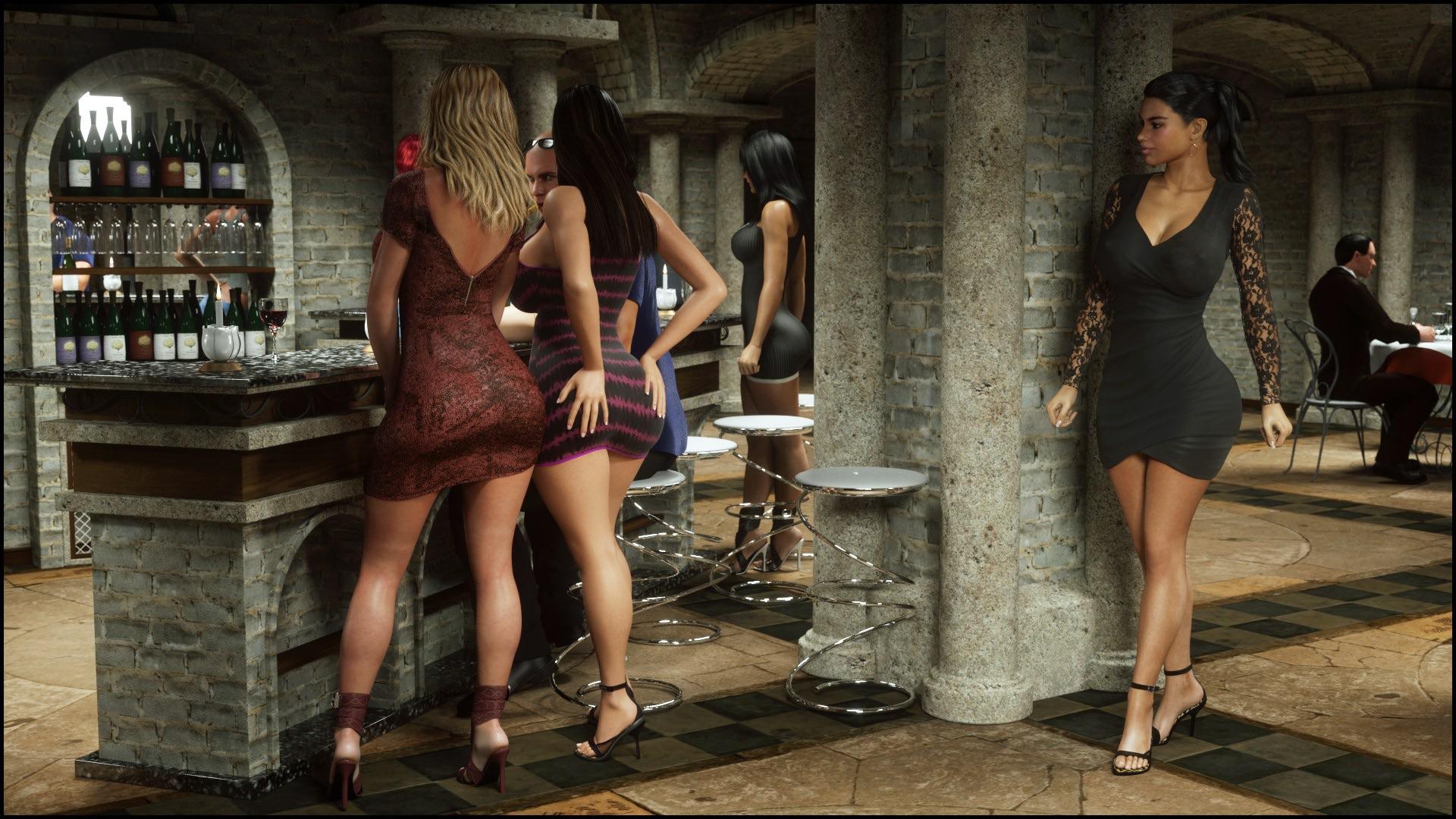 Blackadder- Dickgirls 8