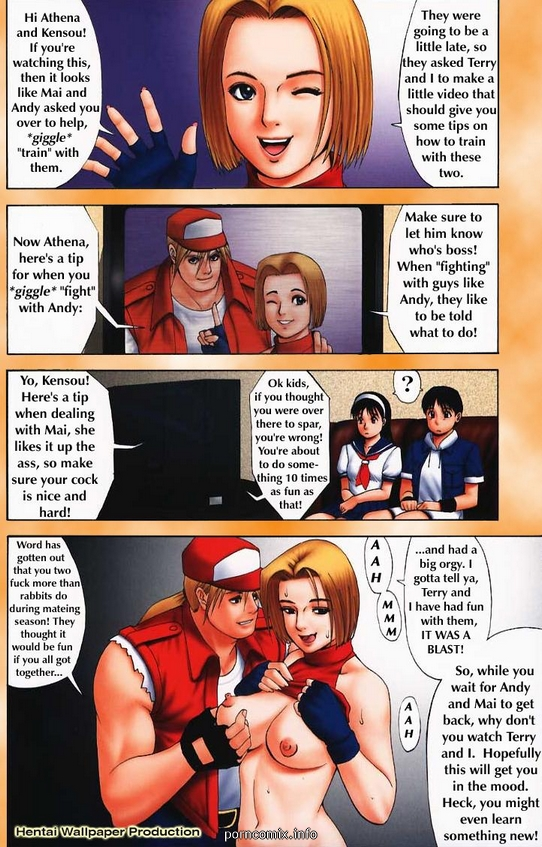 Yuri and Friends 03