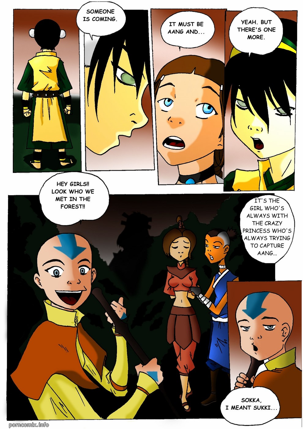 Avatar Last Airbender- An Unknown Aspect
