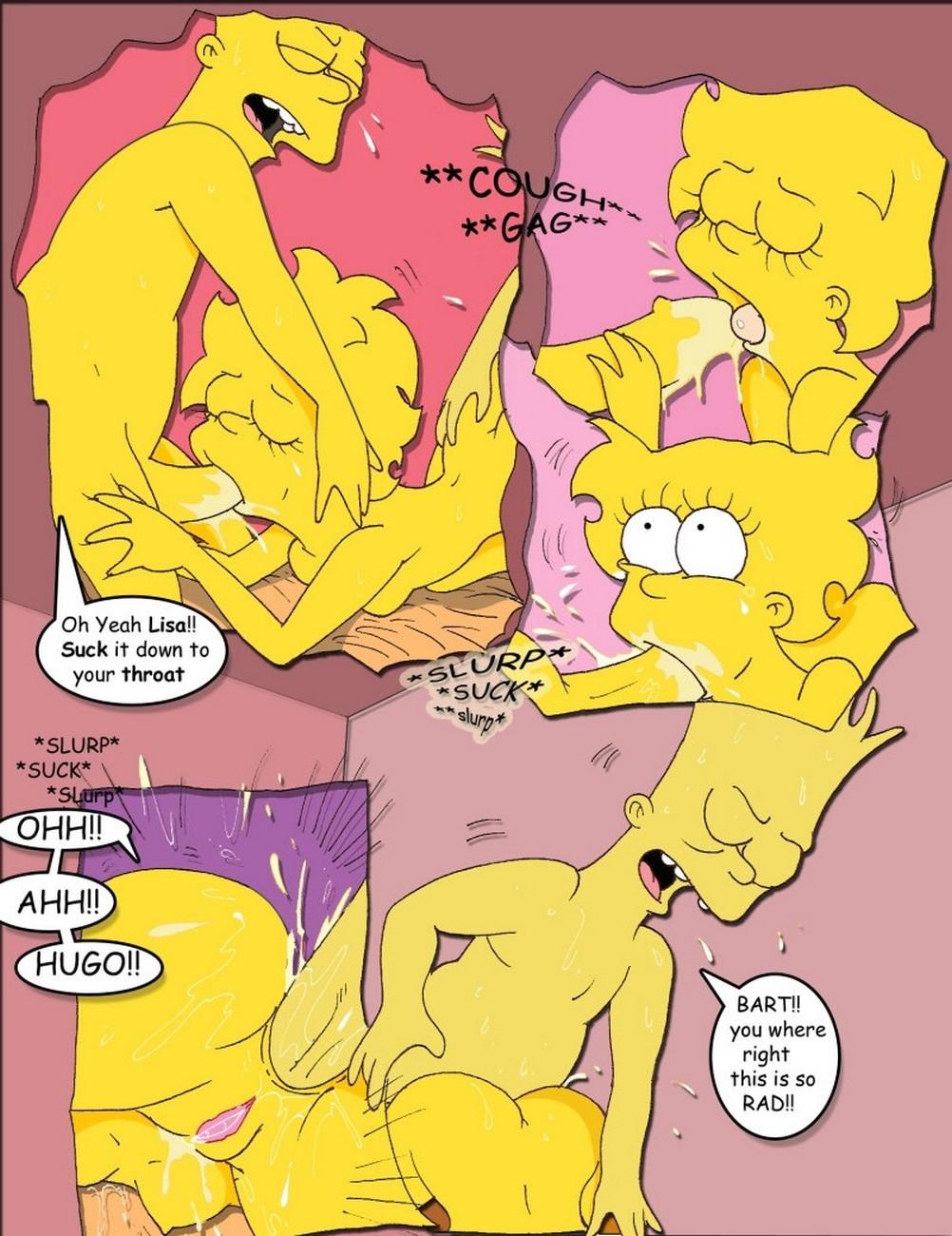 Simpcest (The Simpsons) - part 2