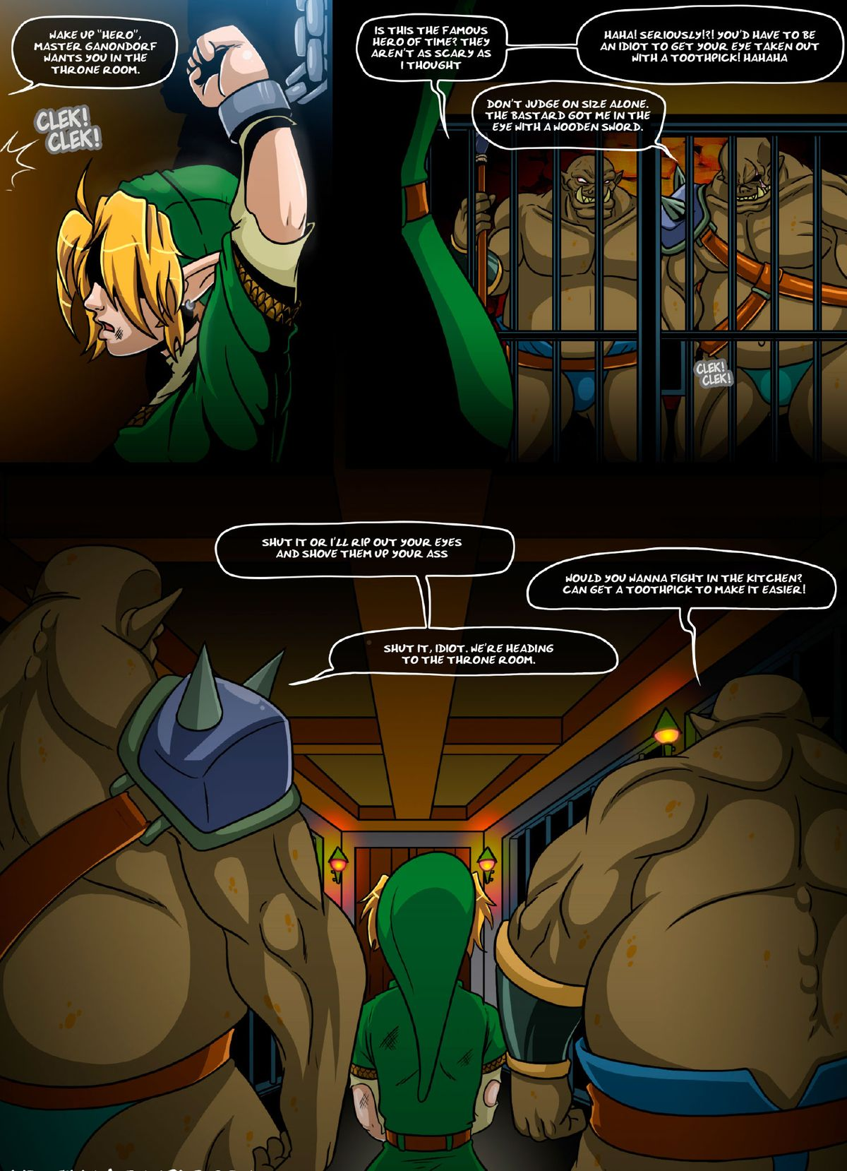 The Legend of Zelda 3