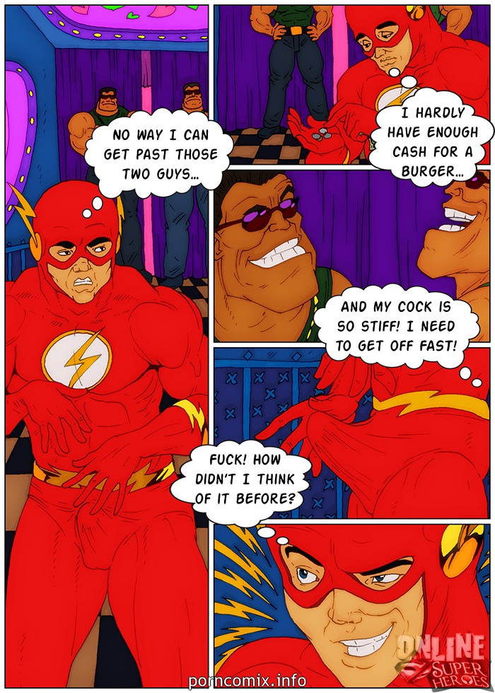 Flash in Bawdy House