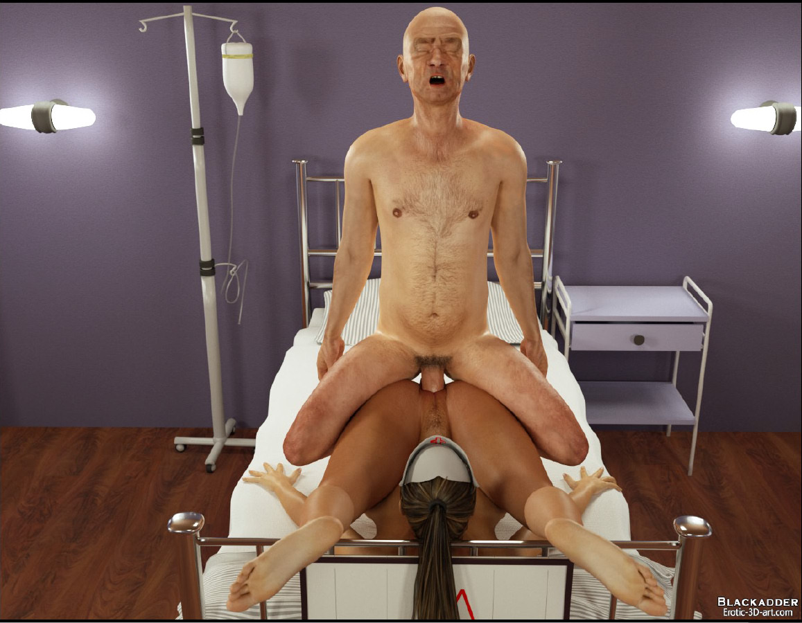 The Patient- Blackadder - part 3