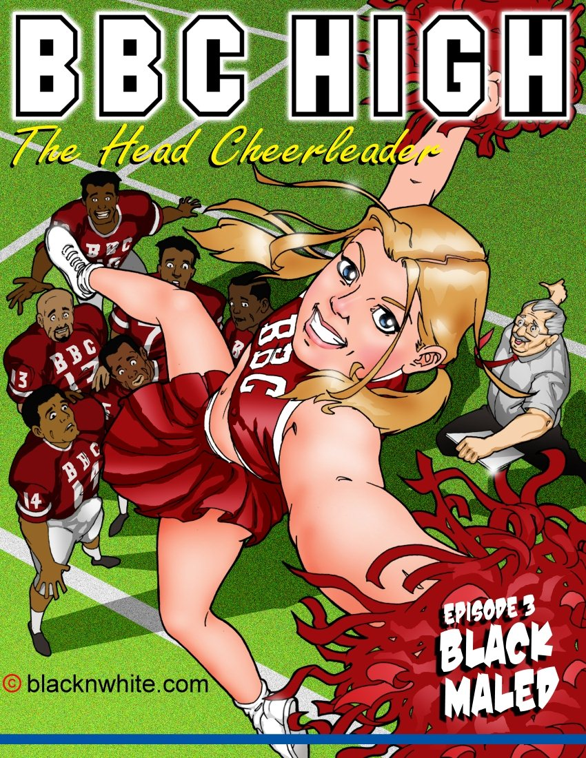 BBC HIGH The Head cheerleader 3
