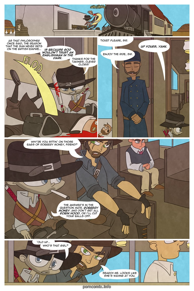 Chimneyspeak\'s Saloon