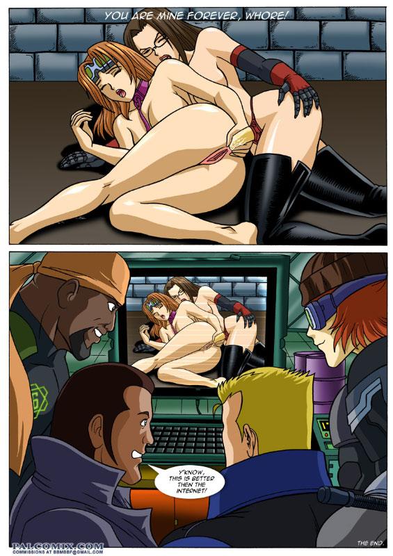 G.I. Joe- Sigma 6- Palcomix