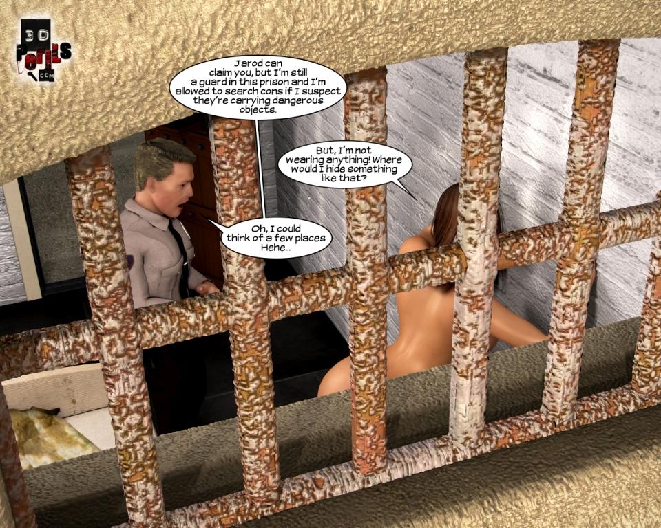 3D Perils- Abduction - part 6
