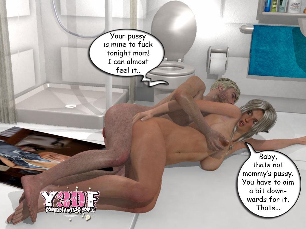 Y3DF- Bath - part 3