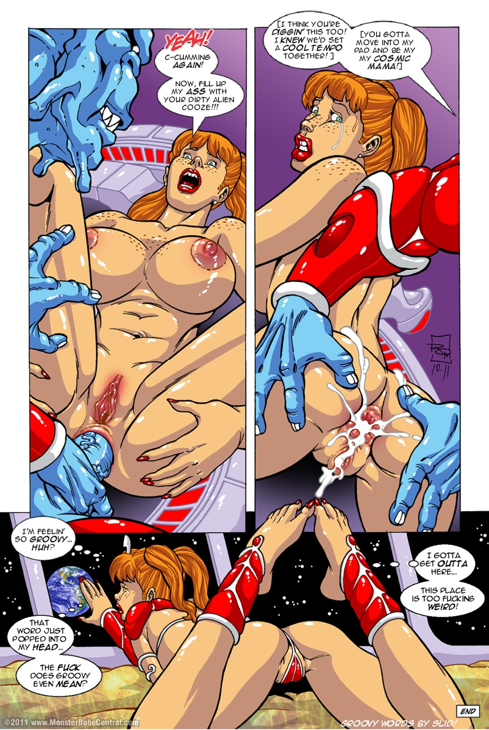 Abducting Daisy 3-4